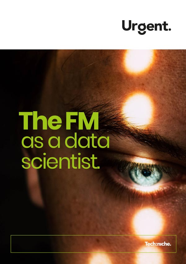 Download your copy of 'The FM as a data scientist'.